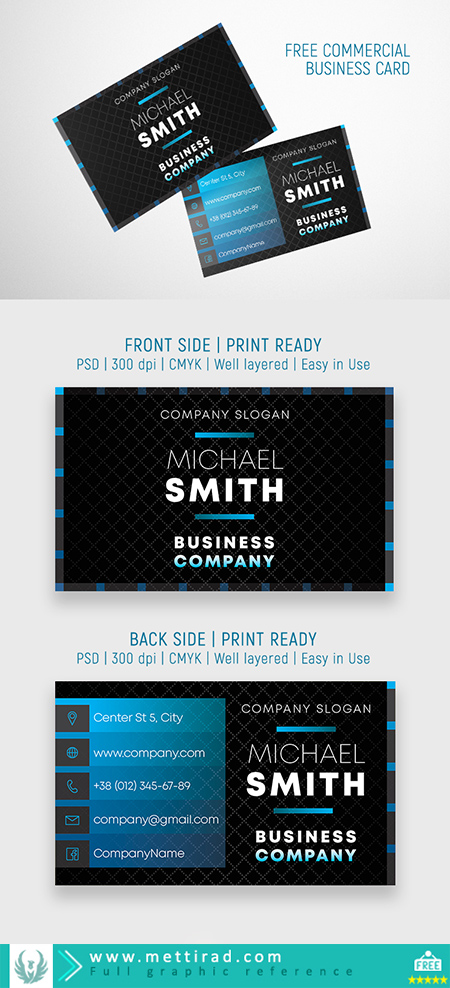 Preview_Free_Commercial_Business_Card ( www.mettirad.com )