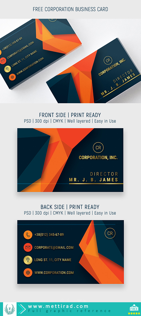 Preview_Free_Corporation_Business_Card ( www.mettirad.com )