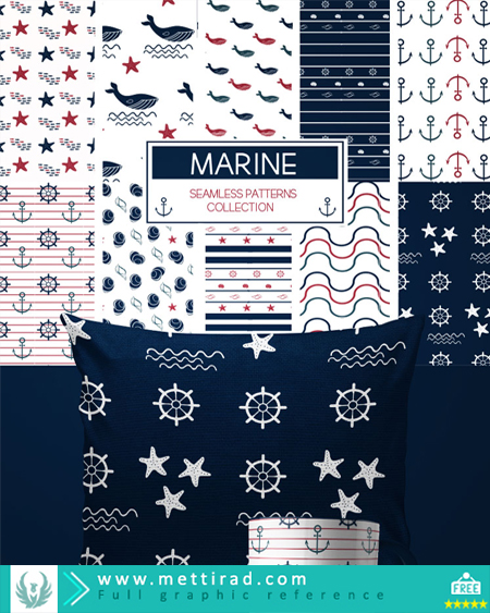 Preview_free_marine_seamless_patterns_cllection-1-(-www.mettirad.com-)