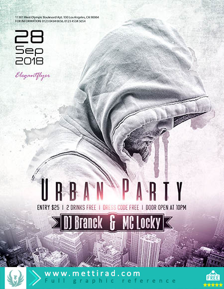 Urban_Party-(-www.mettirad.com-)