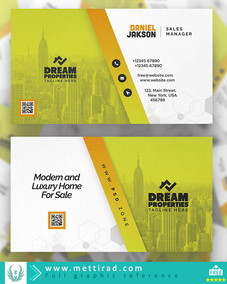 Professional-Business-Card-Design-PSD ( www.mettirad.com )